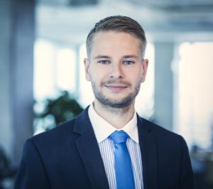 Finantsnõustaja ja Tuleva liige Kristo Sepp, portree