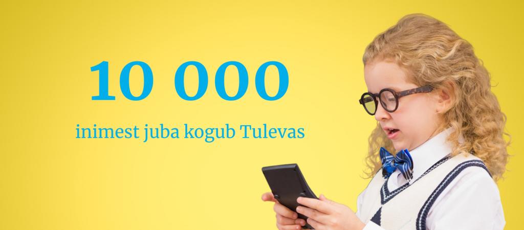 Meie fondide teine sünnipäev: Tulevas kogujate arv ületas 10 000 piiri!